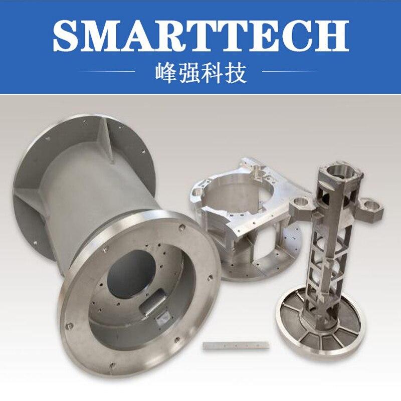 CNC en aluminium de fabrication de composants