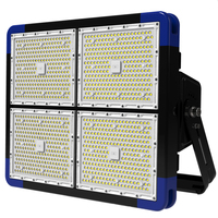 140lm/w IP66 LED stadium light 400w 500w 700w 1000w 1500w high mast LED flood light AC110V 220V sport fileds LED stadium light