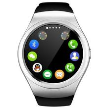Neue Uhr V365 Kreis Smart Watch Pedometer schlaf-tracker Siri SIM TF MP3 Uhr Armbanduhr für iPhone Android Smartwatch