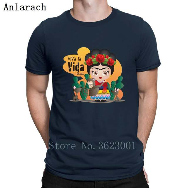 de72d5677 Online Shop Frida Kahlo Quotes T Shirt Classical Male Graphic Spring  Printed Tshirt Personality Outfit Family Short Sleeve | Aliexpress Mobile