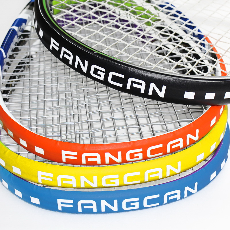 2pcs/pack FANGCAN Squash Racket Headtape PU Composites Protection Tape Wear Resistant PU Thick Protect Paint Prevent Abrasions