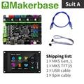 MKS Gen_L e desenvolvido pela Makerbase MKS TFT35 kits para impressoras 3d