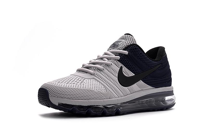 free shipping 93509 0c0d9 Hot Sale NIKE Air MAX 2017 Nike Running shoes full palm nano Disu  technology Sports Men shoes hot Sneakers 40-45