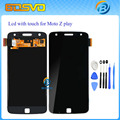 LCD Display Touch Screen Digitizer Assembly For Motorola for Moto Z Play Droid XT1635 for Moto Z Droid XT1650-05 + tools