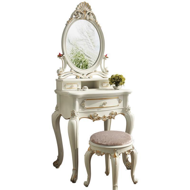 De Maquiagem Box Dresuar Vanity Makeup Cabinet Aparador European Wooden Table Korean Penteadeira Bedroom Furniture Dresser
