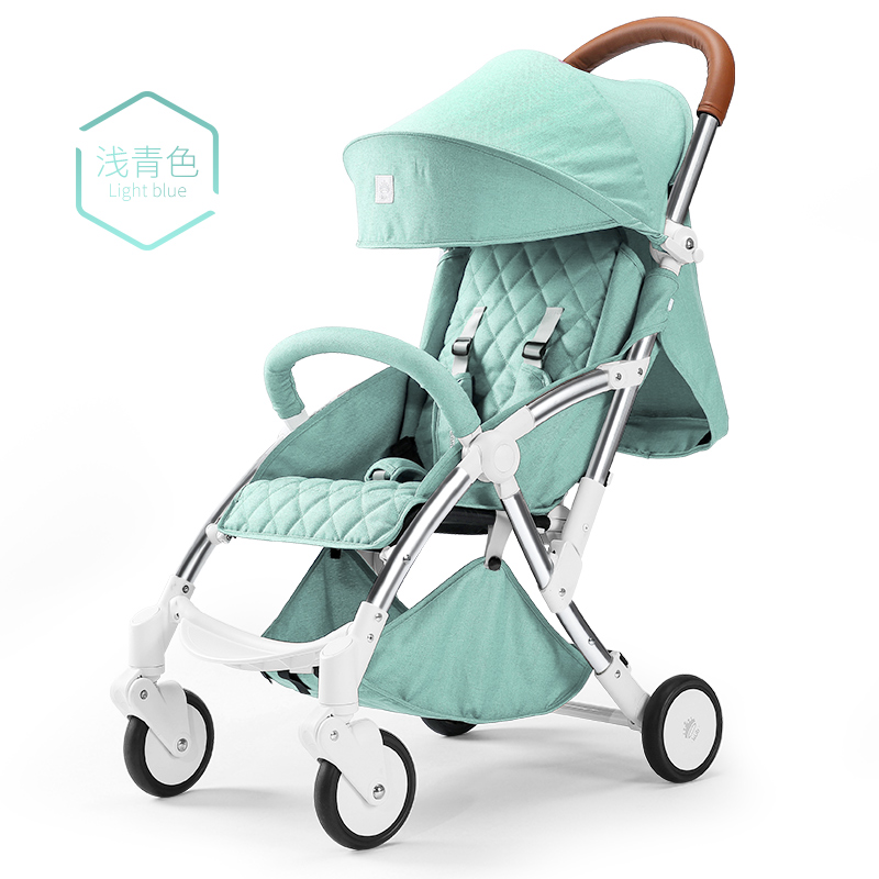2018 New Arrival Upgraded Lightweight Stroller Baby Travel System Baby Carriage Portable Wagon Infant Trolley Baby Pushchair ...