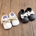 2016 New Colors PU Leather Infant Toddler Baby Girls Boys Shoes Bow Moccasins First Walkers Crib Mocca Baby Shoes Bebe Footwear