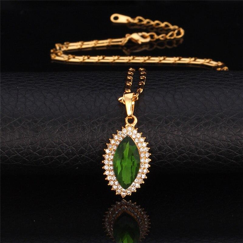 780351e4ccb8 Kpop COLLAR COLGANTE para las mujeres rhinestone austríaco oro amarillo  color joyería de moda alta calidad Accesorios mujeres regalo p943