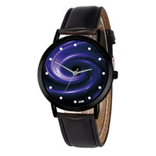 Space System Watch Unisex Classy Creative Unique Solar Astronomy Planets Casual Quartz Leather Strap Analog Watches Relogio