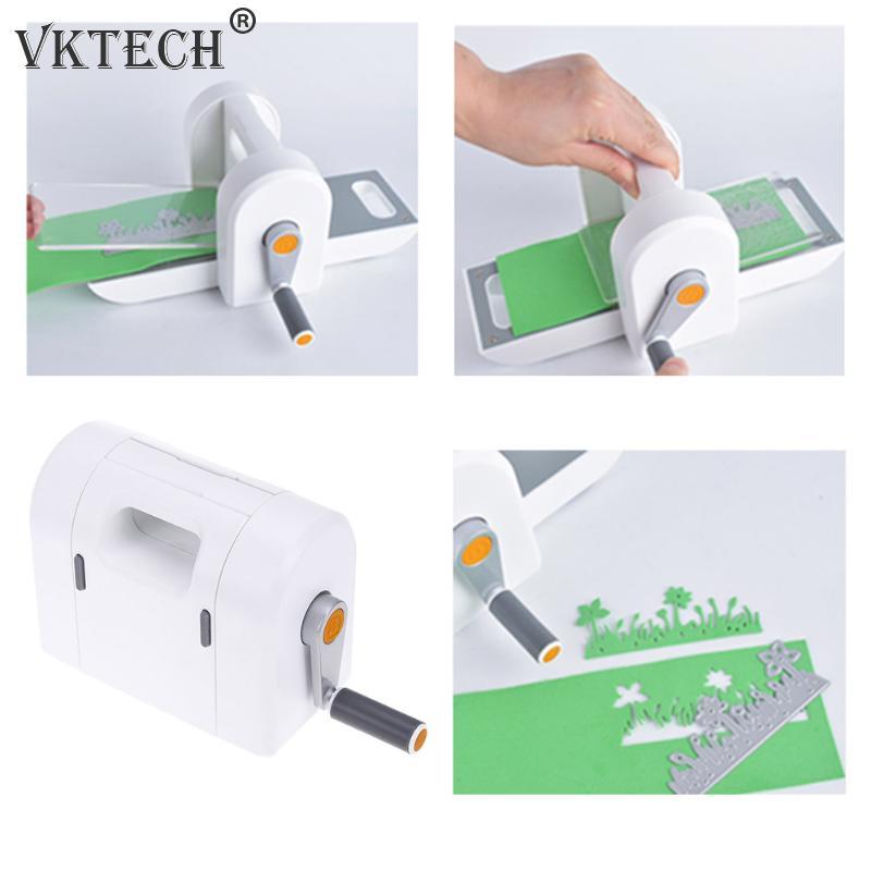 DIY Scrapbooking Stanzmaschine Präge Stanzformen Maschine Sammelalbum Cutter Gestanzte Papier Cutter Gestanzte Maschine