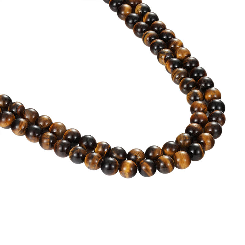 5A тигровый глаз камень свободные бусины камня ювелирные изделия DIY браслет ожерелье Мужские Женские аксессуары материалы