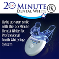 20 Minute Dental White Tooth Cleaner Oral Care Cold Light Teeth Whitening Kit LED Light Health Oral Care Beauty Teech Whitening
