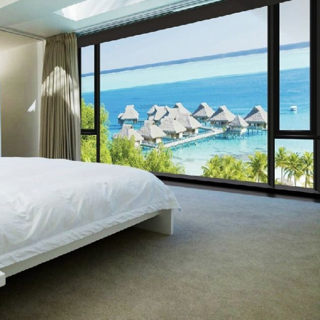 3d Wall Murals : Free shipping fashion wallpaper murals d wall new