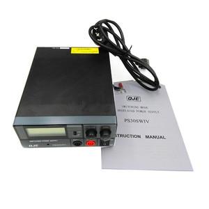 Image 4 - 고효율 DC 220 V 변환기 PS 30SW IV 13.8 v 30A 스위치 소스 QJE PS30SW IV 차량용 라디오 TH 9800 KT 8900 kT 7900D