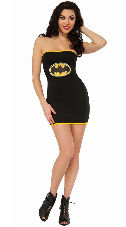 Vestido batman mujer