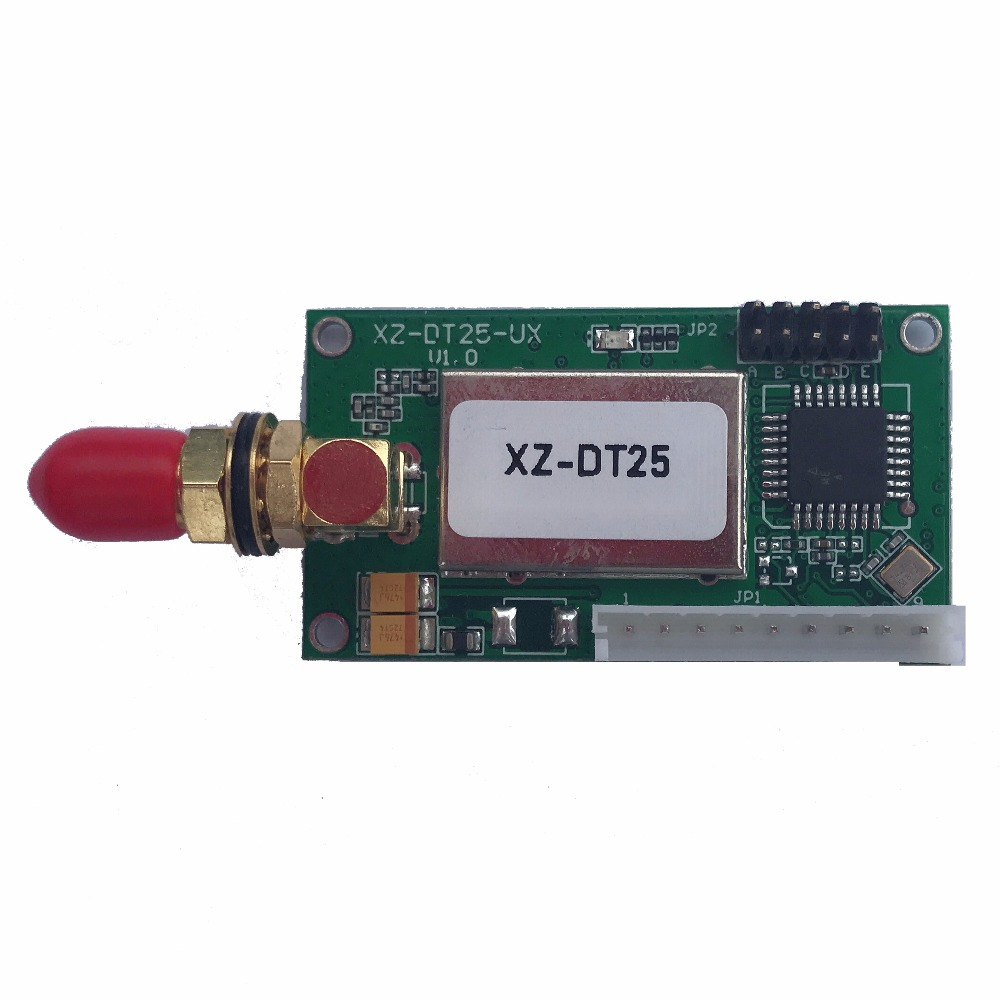 Vhf 433mhz 868mhz 915mhz Uhf Transmitter And Receiver Module Modulator Circuit Gfsk Modulation Used For Wireless Led Display 1km Distance In Fixed Terminals