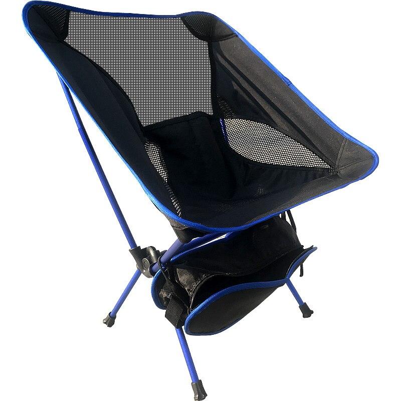 Tabouret pliable mini chaise meubles de camping