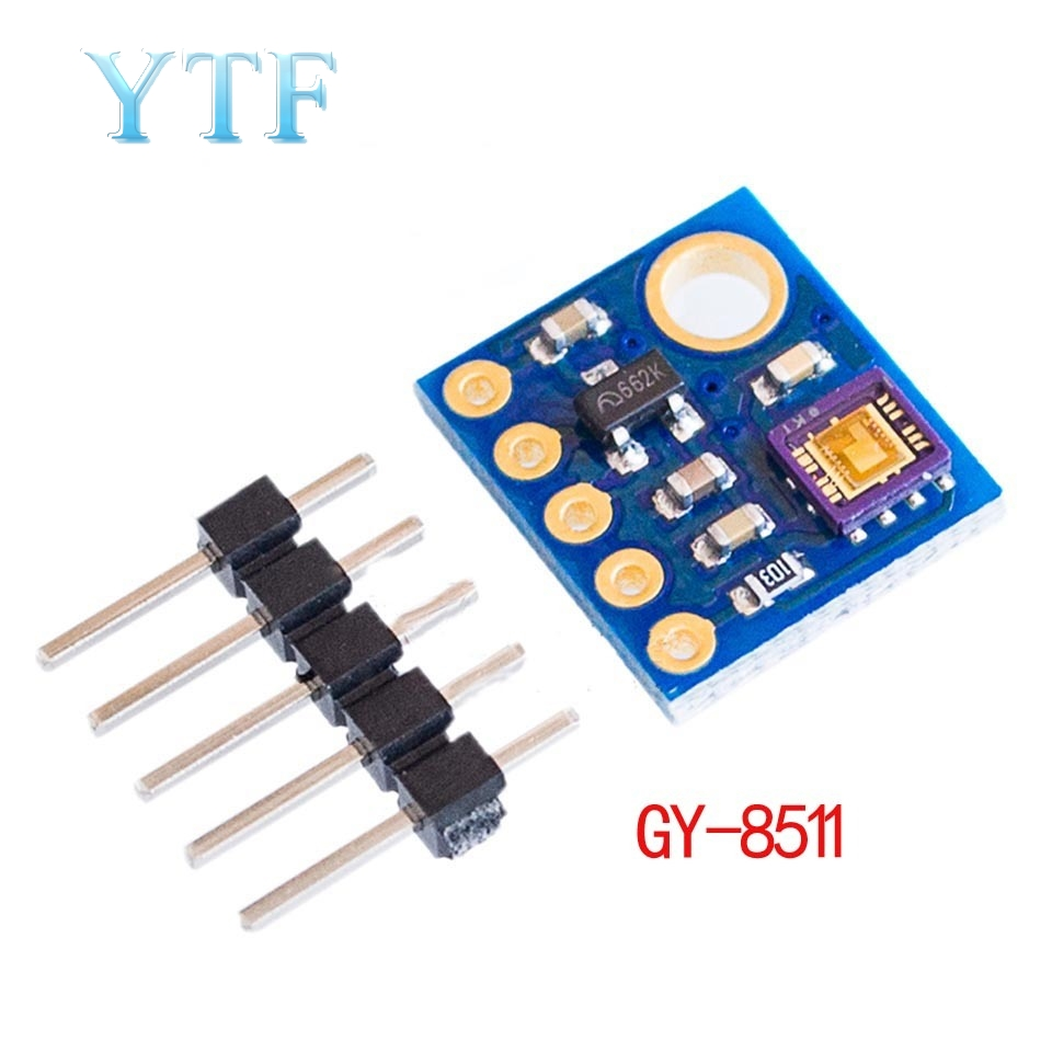 GY-8511 ML8511 UVB UV Rays Sensor Breakout Test Module Detector Analog Output With Pin