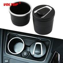 цена на Car Ash Tray Ashtray Accessories Storage Cup with For Renault Koleos Clio Scenic Megane Duster Sandero Captur Twingo