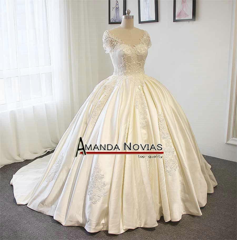 Big Bridal Dress