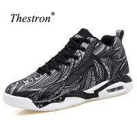 Thestron Basketball Shoes For Women Colorful Sport Shoes Men Basketball New Mens Training Shoes Big Size
