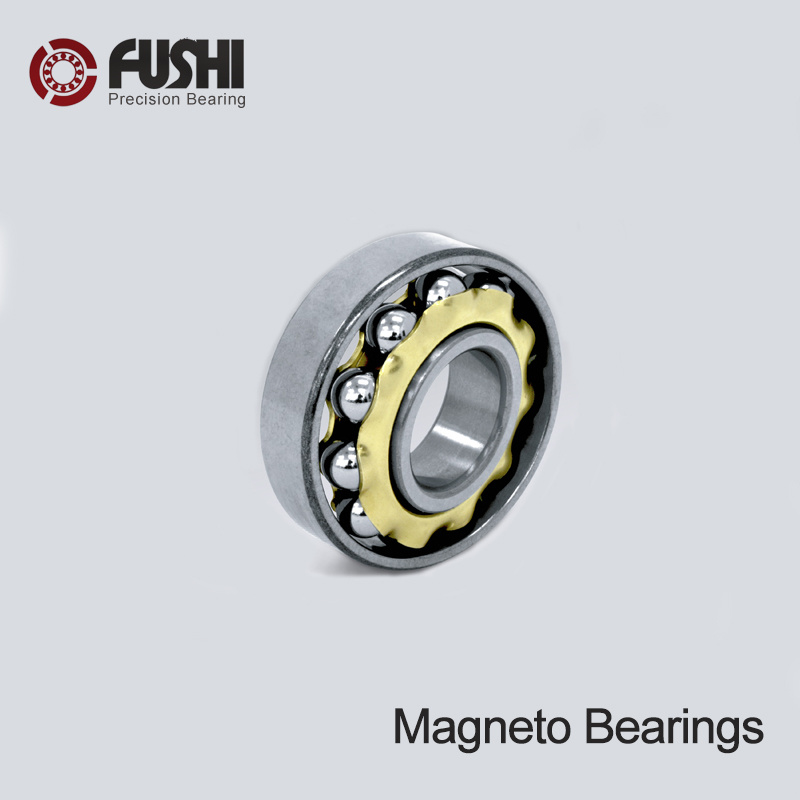 L17 Magneto Bearing 17*40*10 mm ( 1 PC ) Angular Contact Separate Permanent Motor Ball Bearings FBL17 17WE m25 magneto bearing 25 62 17 mm 1 pc angular contact separate permanent motor ball bearings