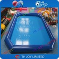 12*6*0.65mH  inflatable pool  for rental,pvc tarpaulin high quality giant large inflatable swimming pool