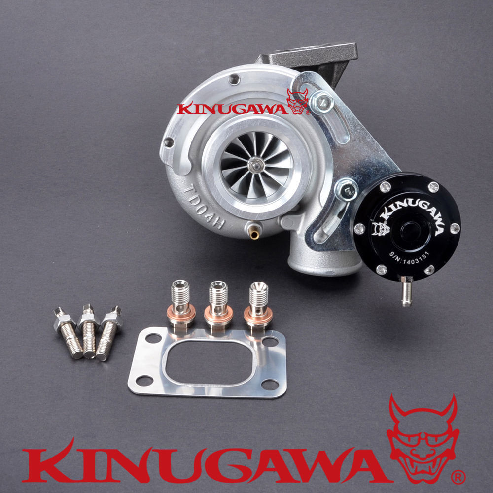 Kinugawa Upgrade GTX Billet Turbocharger TD04HL 19T 6cm AR 48 for font b SAAB b font