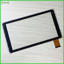 For YLD-CGEA529-FPC-A 10.1 Inch Black New Touch Screen Panel Digitizer Sensor Repair Replacement Parts Free Shipping