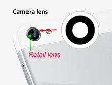 Ymitn Новый Розничная назад сзади Камера объектив Камера крышка стеклянная с Клеящие средства для Huawei Планшеты Honor X2 X1 MediaPad x2 gem-703l