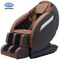 Silla de masaje eléctrica 4d sin gravedad con forma de SL de cuerpo completo de lujo HFR-L05 de Filipinas