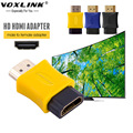 VOXLINK HDMI to HDMI male to female cable adapter converter  HD extension extender cable connector for 1080P HDTV