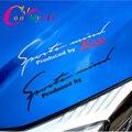 Спортивный автомобиль Серии Внешний Автомобиль фара Бровь Разума Наклейки Случае Для Ford Focus 2-3 MK2 MK3 MK4 Новая Fiesta аксессуары
