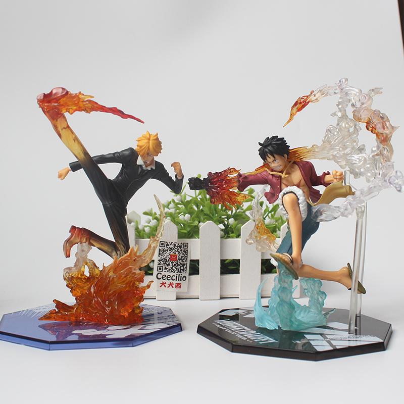 One Piece Figures Pop Luffy Zanji