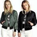 New Ladies Classic Jacket Women  Biker Coat