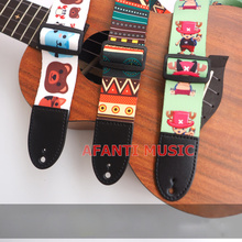 Afanti Music Ukulele / Child Acoustic Guitar Strap (ASP-010)
