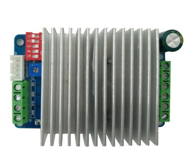MKS LV8727 stepper motor driver CNC steper module stepping drive controller ultra quiet Max 4A 128 microstep with big heatsink big max