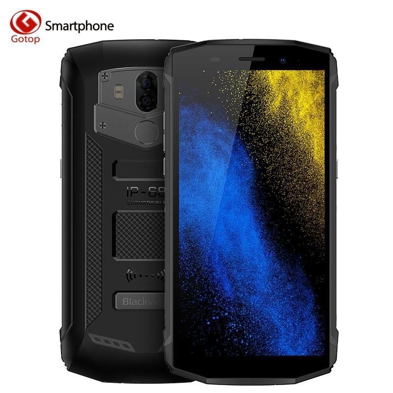 Blackview BV5800 pro дюймов 8,1 дюймов Android 5,5 HD + экран смартфон 2 ГБ оперативная память 16 ГБ Встроенная сотовый телефон MT6739 4 ядра 4G мобильный телефон