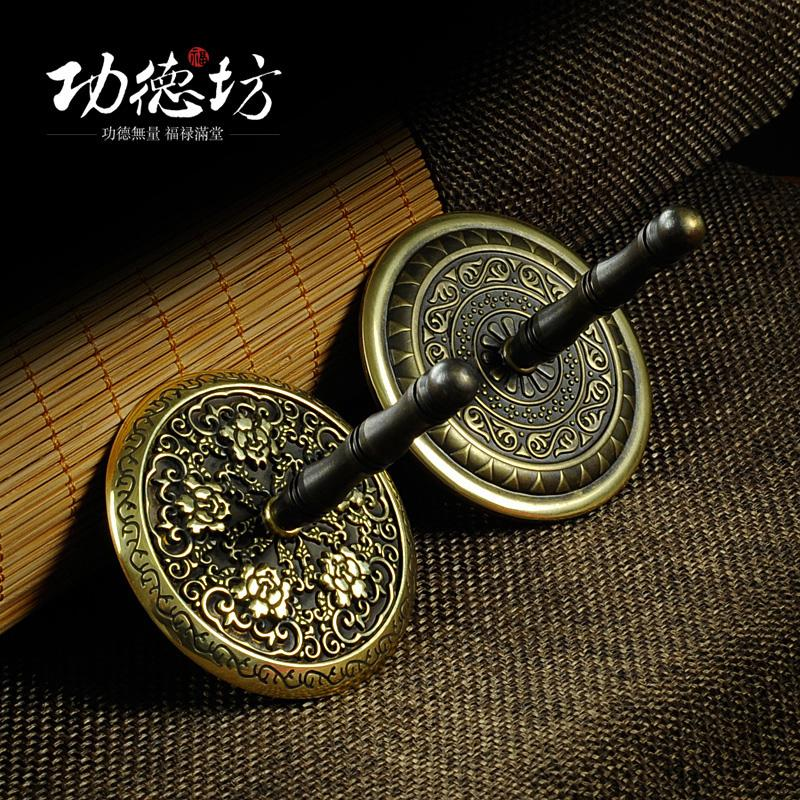 Copper antique ash bet beautifully carved brass special grey for dust and fragrant incense road, seal press promotions