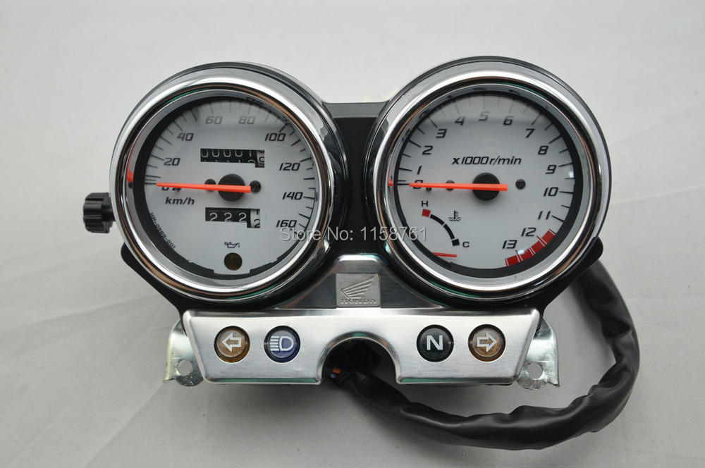 US $189 98 |Free Shipping Motorcycle Speedometer Tachometer For Honda  VTR250 VTR 250 1998 2003 1999 2000 2001 2002-in Instruments from  Automobiles &