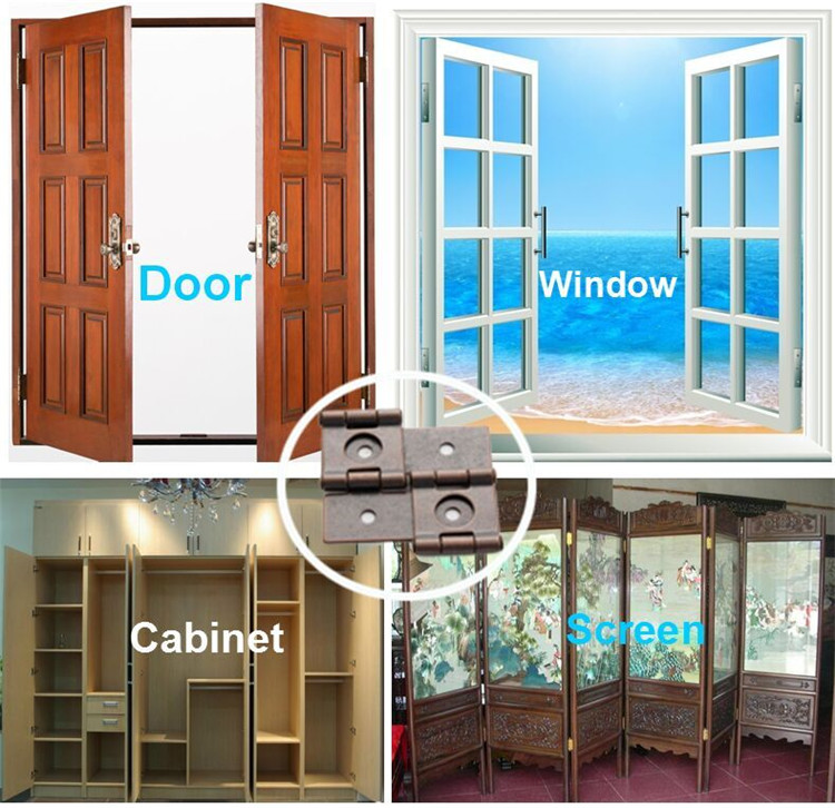 Foshan Hardware Products Soft Close Screen Door Hingehinges For