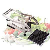Potato Chip Cutting Peel Machine French Fries Maker Kitchen Gadget Manual Fruit And Vegetable Cooking Tool