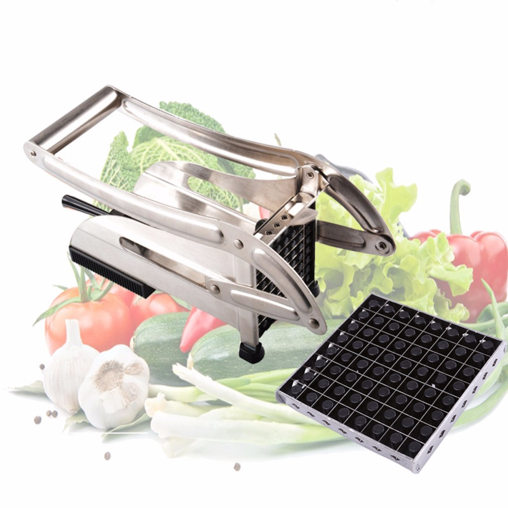 Potato Chip Cutting Peel Machine French Fries Maker Kitchen Gadget Manual Fruit and Vegetable Cooking Tool Kitchen Accessories