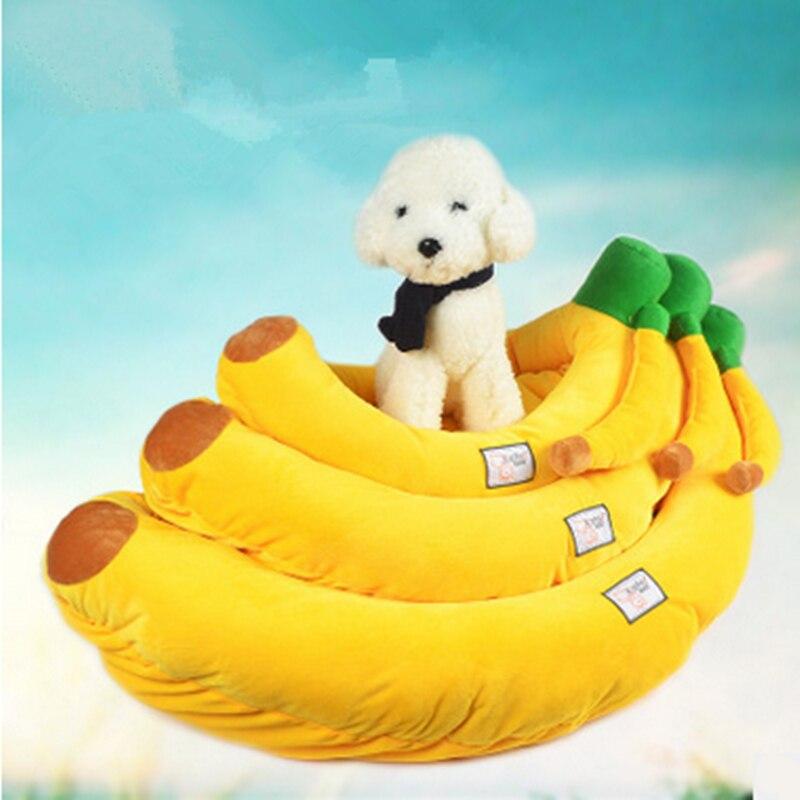 Nueva Mascota de la perrera de Plátano de Alta Calidad Pequeña casa de perro del