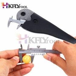 70mm 100mm 150mm Mini Vernier Caliper steel Hardened Metric Machinist slider vernier caliper thickness gauge measuring tools
