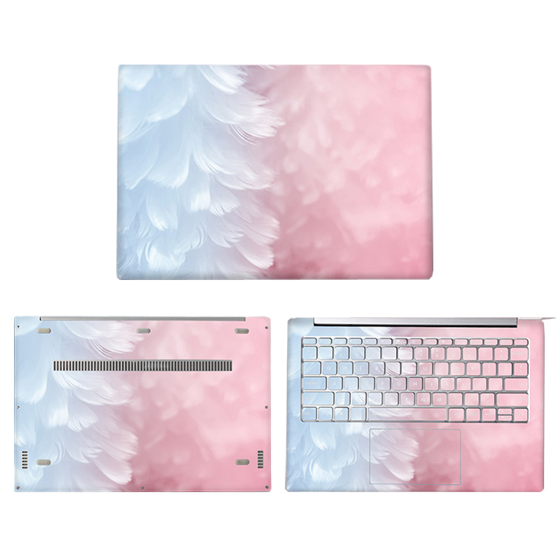 Colorful Laptop Stickers for Xiaomi Notebook Mi Air 12.5 13.3 inch Full Set PVC Vinyl Decal Laptop Skin for Xiaomi Pro 15.6''