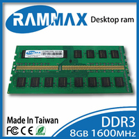 New Sealed LO DIMM1600Mhz Desktop DDR3 Rams 1x8GB PC3 12800 Memory High Compatible With All Brand