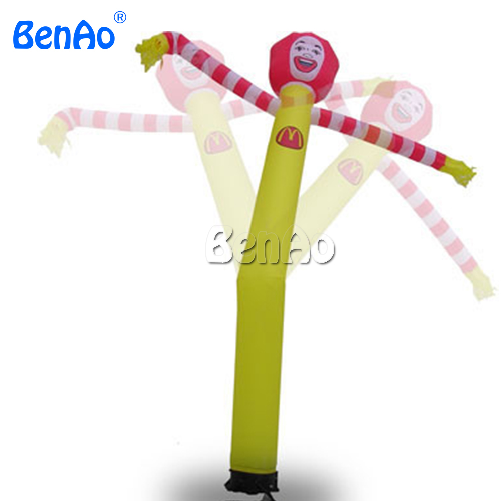 AD010 BENAO Free shipping  Inflatable advertising Air Dancer for Sale, Clown Dancer for advertisingAD010 BENAO Free shipping  Inflatable advertising Air Dancer for Sale, Clown Dancer for advertising