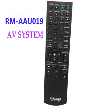 New Replacement RM-AAU019 Remote Control For SONY Home Theater AV System RM-AAU020 HT-DDW670 HT-DDW670T STR-K670P HT-DDW1600 new genuine rm adp070 home theater system remote control for sony replacement hbdt79 hbde280 hbde580 fernbedienung