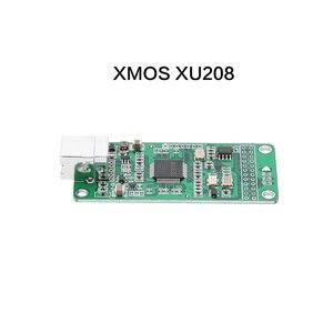 Image 2 - XMOS XU208 USB dźwięk cyfrowy interfejs CSR8675 Bluetooth composite I2S córka obsługuje DSD Bluetooth 5.0 z anteną A6 002